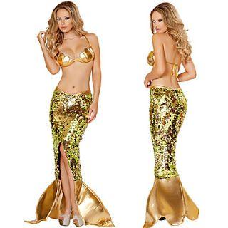 Disfraces de Halloween: Disfraz de Sirena