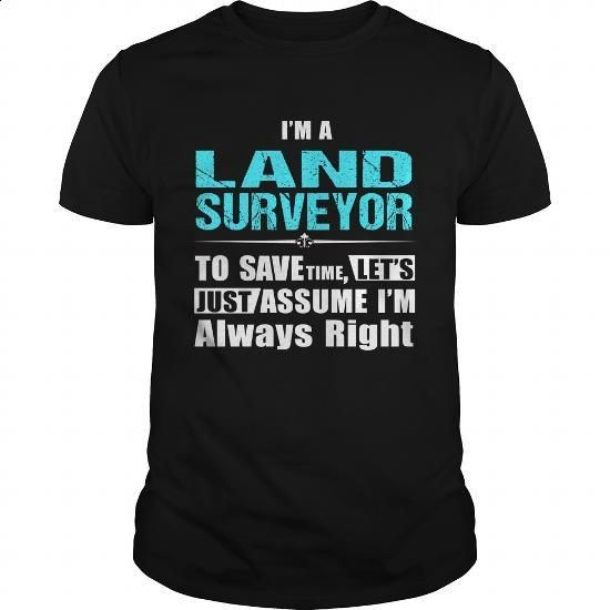 LAND-SURVEYOR - #t shirts for sale #hoodie sweatshirts. ORDER HERE => https://www.sunfrog.com/LifeStyle/LAND-SURVEYOR-147129797-Black-Guys.html?60505
