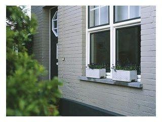 25 beste idee n over grijze buitenkant huizen op pinterest huis buitenkant design - Grijze kleur donkerder ...