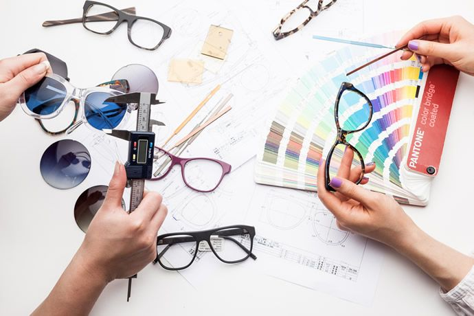 Ever wondered how #glasses are designed?  Read our latest article to find out: http://www.clearlycontacts.com.au/thelook/art-designing-eyewear/?cmp=social&src=pn&seg=au_14-06-17_designingglasses-smco