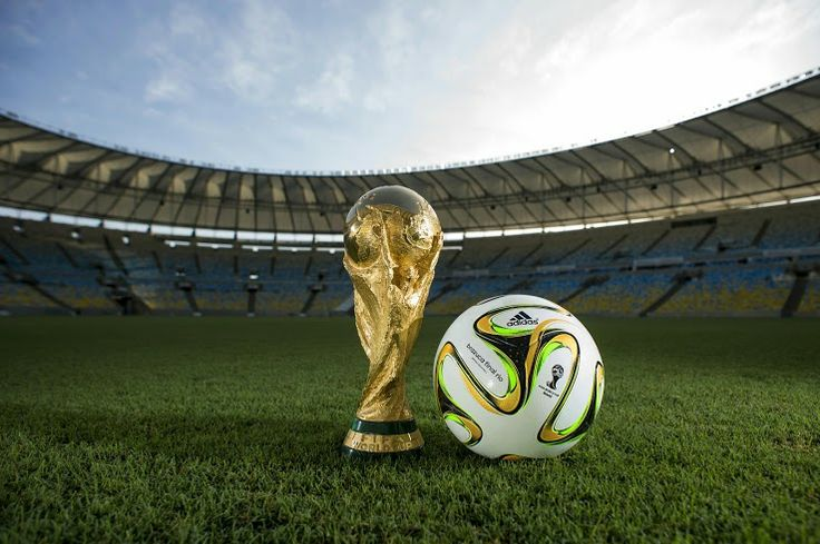Adidas 2014 World Cup Final Ball released