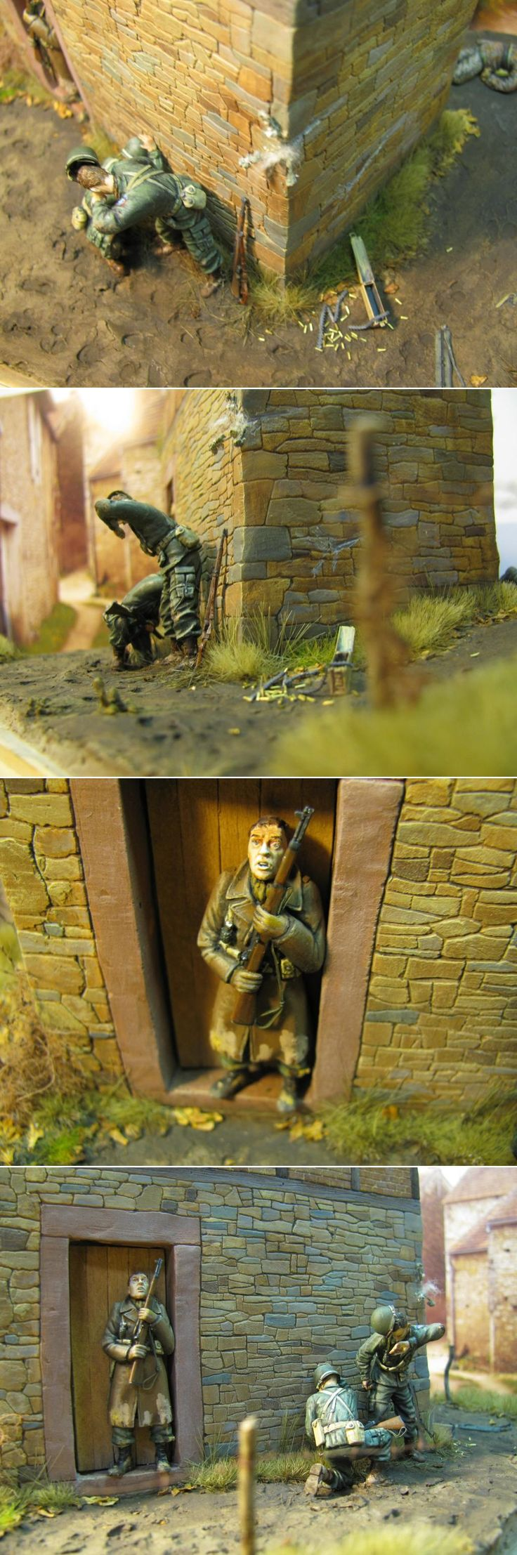 14 best images about awesome dioramas on pinterest for Scale model ideas