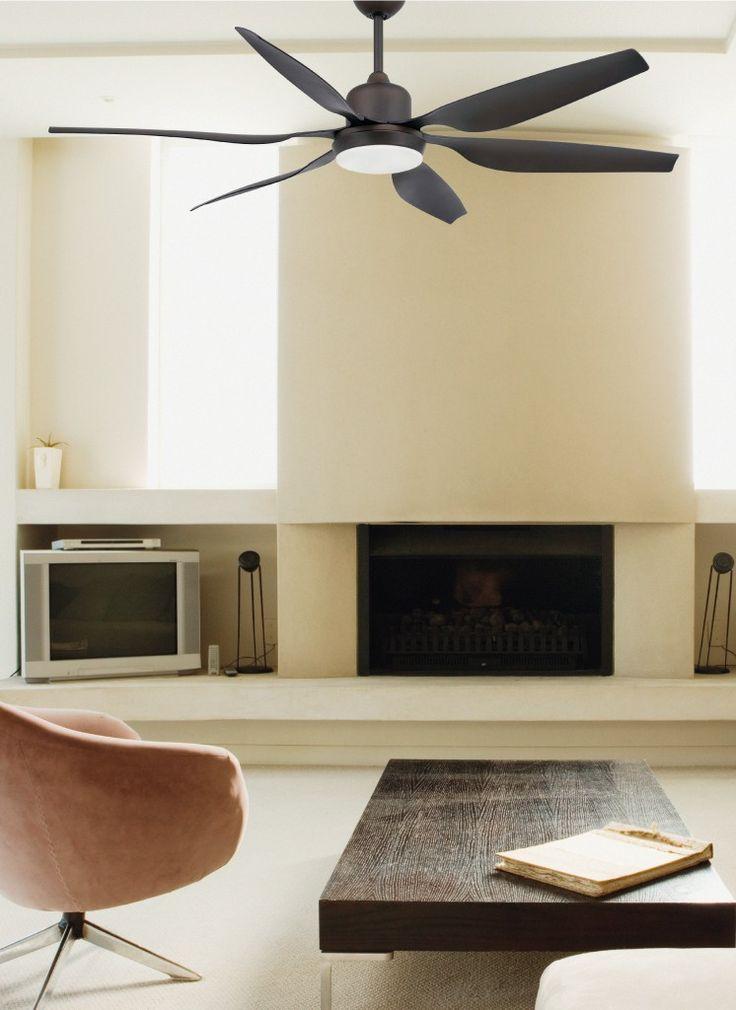 115 mejores im genes sobre ventiladores de techo con luz - Ventiladores de techo de madera ...