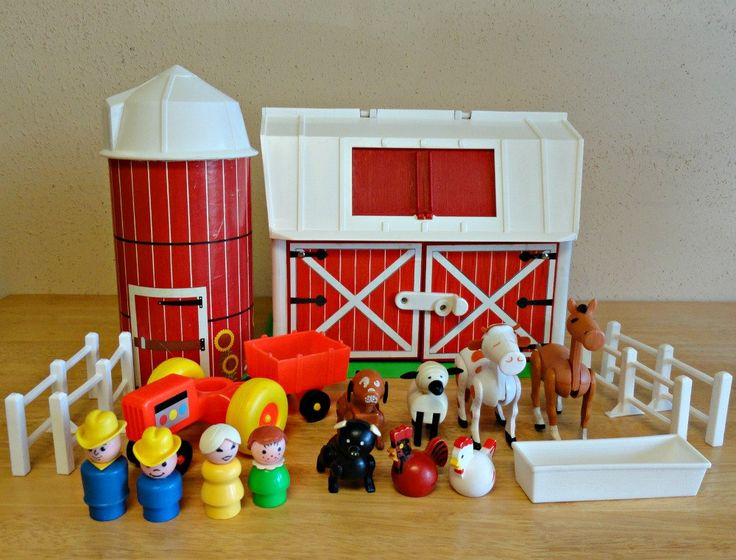 Fisher price farm set on Pinterest | Fisher price, 80 toys ...
