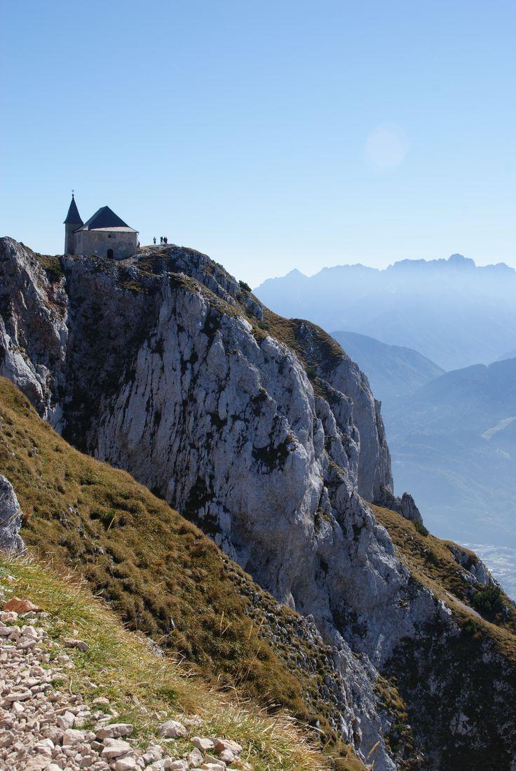 Dobratsch in Carinthia, Austria