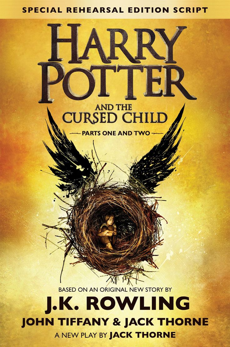 Harry Potter and the Cursed Child – Parts One and Two by J.K. Rowling, Jack Thorne and John Tiffany - Notes of a Book Dragon