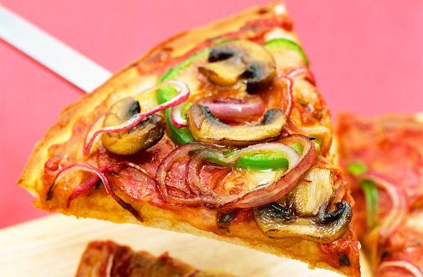 A ropogós, mégis omlós házi pizzatésztánál csak az eredeti olasz finomabb. Próbáld ki receptünket!