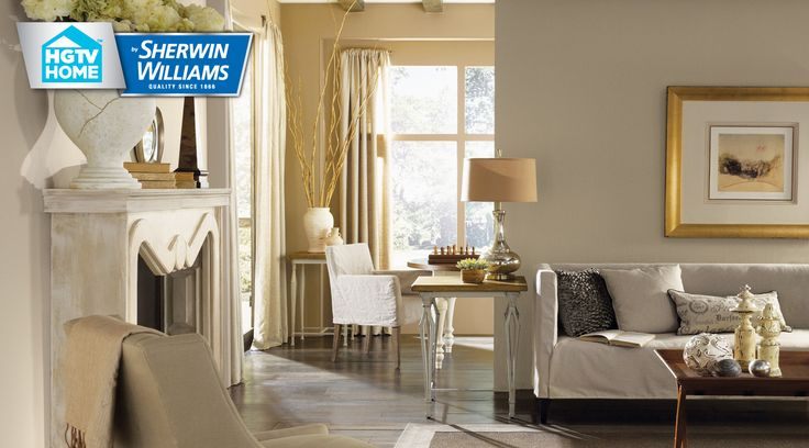 Neutral Nuance Color Palette - HGTV HOME™ by Sherwin-Williams