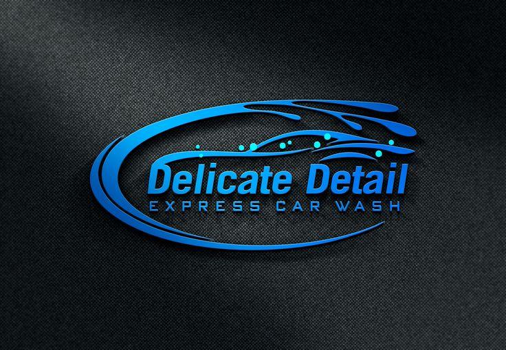 Design logo for business express car wash #Detailing #Car #auto #automotive #motor #motors