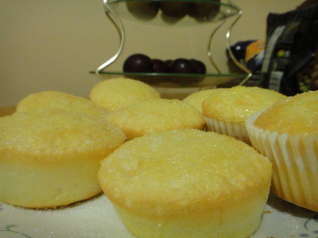 Filipino mamon cake recipe