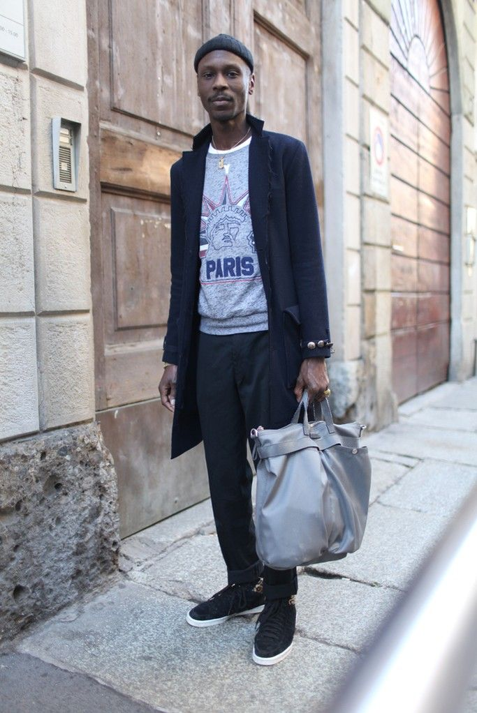 Milan Men's Fashion Week Fall 2014 | SNAP | WWD JAPAN.COM