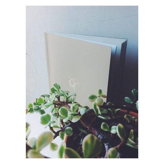 /Rubidium/ Camphor notebook