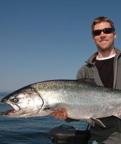 Tofino saltwater fly fishing experience