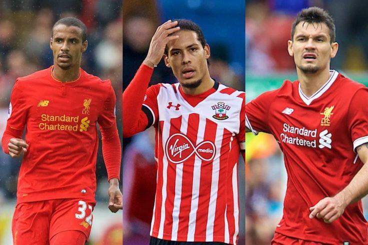 Comparing Liverpool target Virgil van Dijk to Joel Matip and Dejan Lovren
