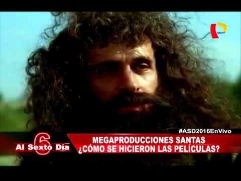Sepa cómo se grabaron las películas más exitosas de Semana Santa (1/3) - YouTube