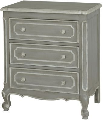 Stow Linens In The Guest Room Or Store Board Games And Media Accessories In  The Den With This Country Chic Cabinet, Showcasing Cabriole Legs And Warmly  ...