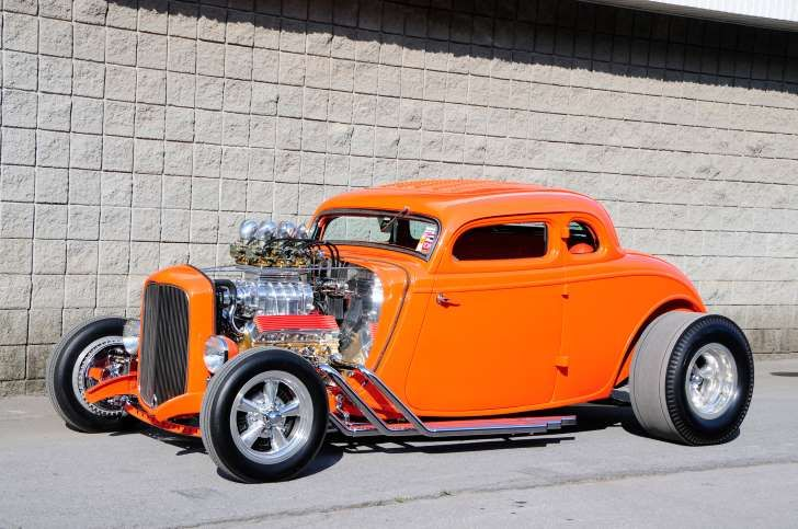 '34 Ford Hot Rod