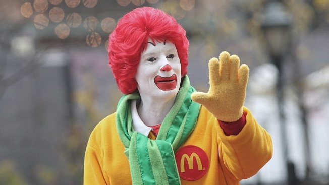 Ronald McDonald. Serious changes to food marketing guidelines discussed #AdweekPoverty Wage, Serious Change, Minimum Wage, Food Marketing, Ronald Mcdonalds, Food Stamps, Thoughts Exactly, Politics Nerd, Change Things