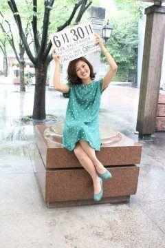 2016年6月30日本日の美人カレンダー日めくり人めくりは池田晴香さん(29)です(O)   晴香ちゃんは福岡県大野城市牛頸出身 福岡女学院大学保育科を卒業後地元の平野保育園に保育士として今年の3月まで7年間勤務していました  退職後は念願の夢だった海外へ移住し現在はタイに住んでいてとてもエネルギッシュな女性です()  また晴香ちゃんは私の幼なじみで今回QBCの一番人気コンテンツ美人カレンダーでは私が取材しました(oo)  幼なじみの取材笑 変な感じでとても楽しい取材でしたν 大人になって一緒に仕事できたことがとても嬉しかったです   #qbc #QBC九州ビジネスチャンネル #美人カレンダー #トランジスタ #6月30日tags[福岡県]