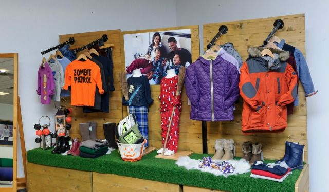 Lands' End Autumn/Winter & Kids Collections