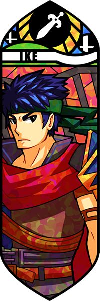 Smash Bros - Ike by Quas-quas.deviantart.com on @deviantART