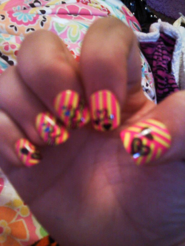 Fake Nails. (:Walmart