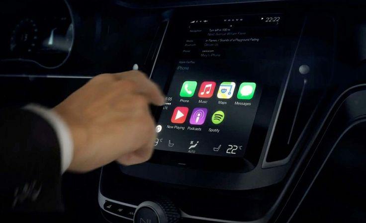 Los Automóviles de Audi Soportarán CarPlay y Android Auto en 2015