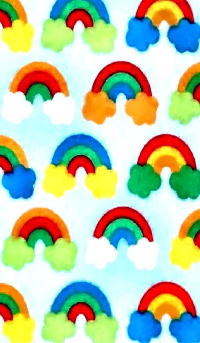 wallpaper see rainbow - photo #34