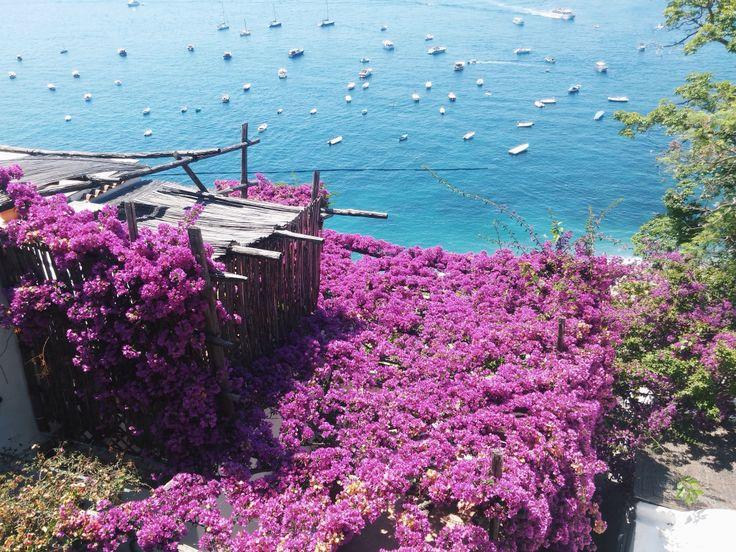 Photo Diary: Italy - Positano Beach | A Little Bit Of G