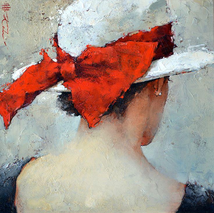 """""""Le Ruban Rouge"""" by Andre Kohn"""