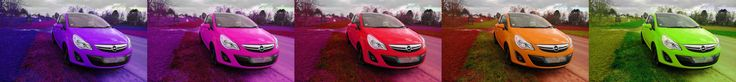 Opel corsa Color edition (Limited Edition)