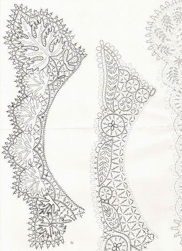 Bedfordshire lace patterns - Béláné Károlyi - Álbumes web de Picasa