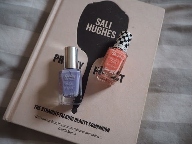 Pamper Nights With Summer Nails