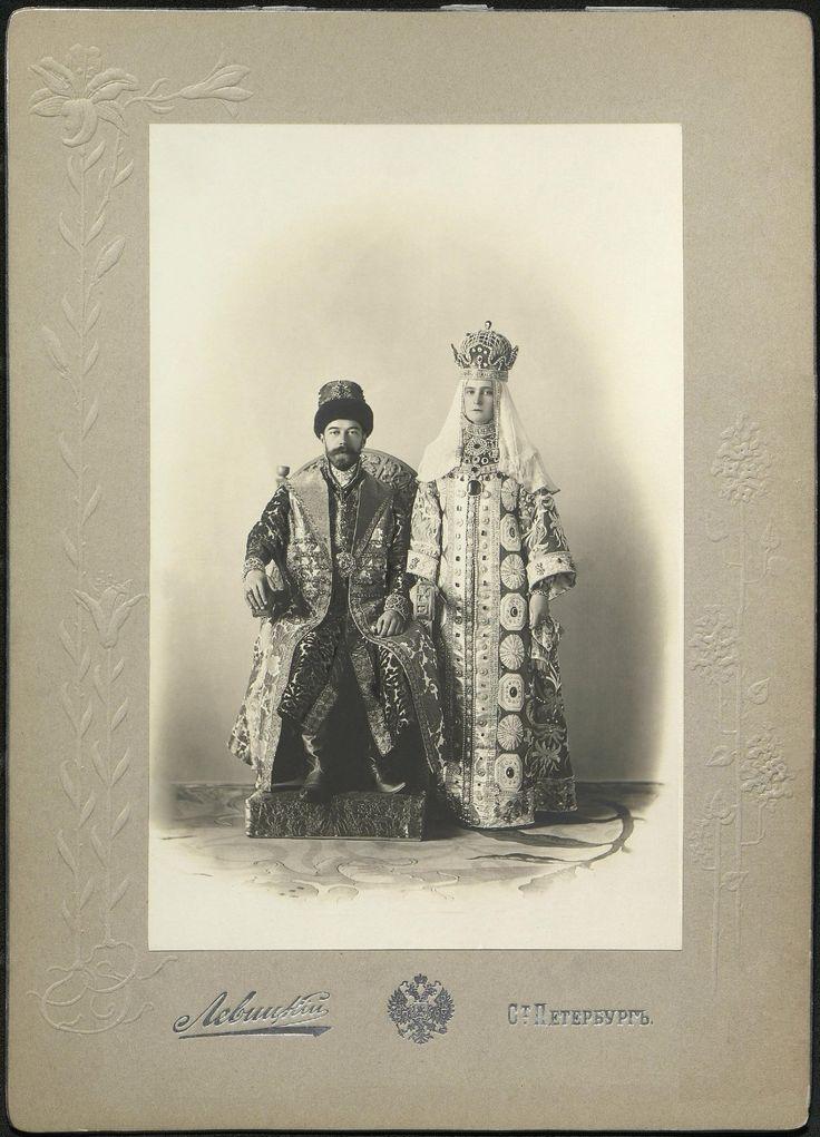 https://flic.kr/p/YSYr8w | Emperor Nicholas II and Empress Alexandra Feodorovna .1903.