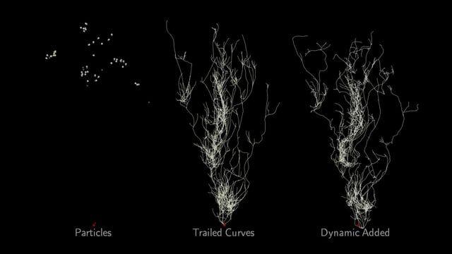 Particle Trails