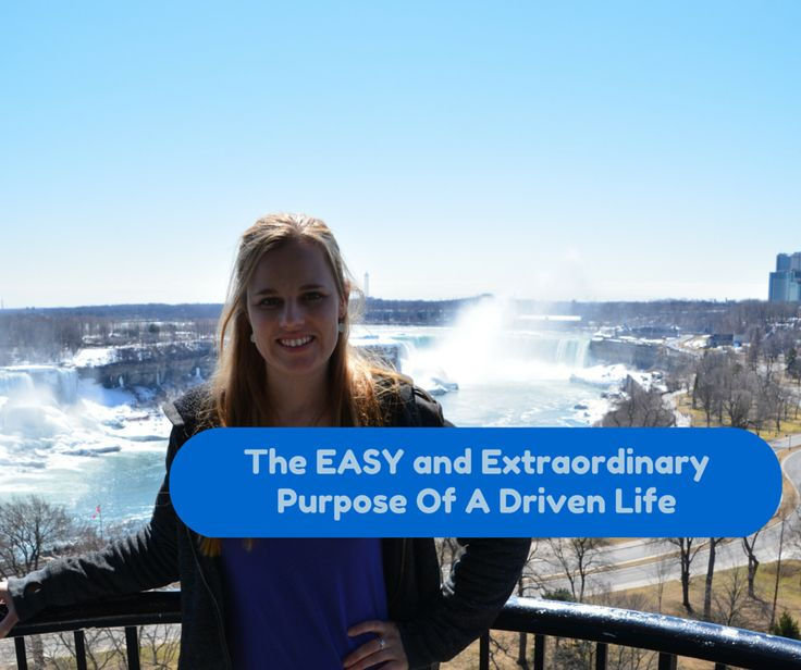 Discover the importance of having a purpose driven life and how we can be SUCCESSFUL! Please Re-Pin if you find value! http://bit.ly/1LXI3f6