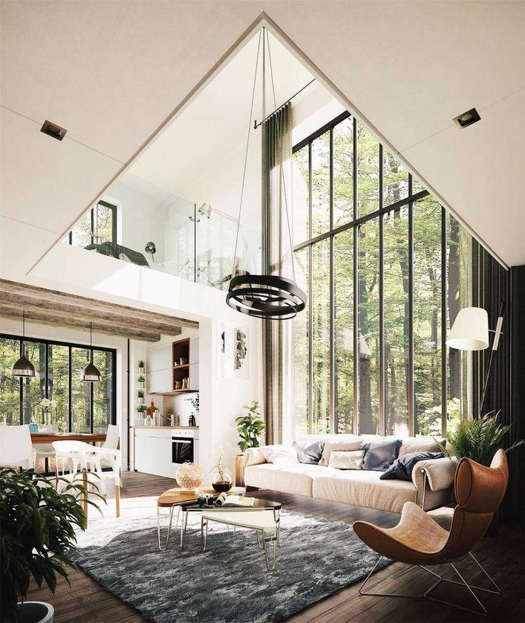 Minimal Interior Design Inspiration House Styles Floor To