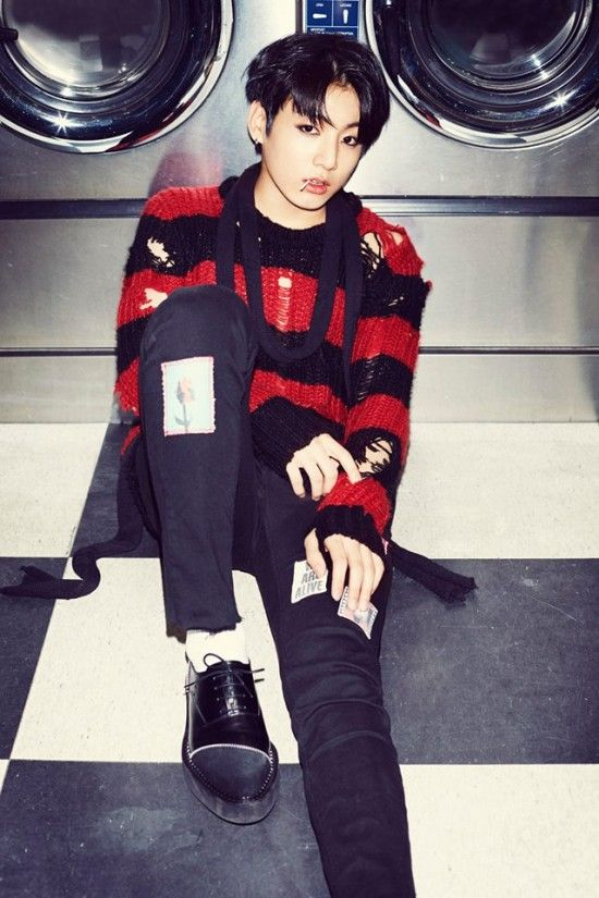 JUNGKOOK BTS drop concept photos for comeback with 'Hormone War'