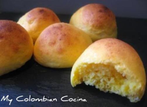 Garullas or Corn Bread
