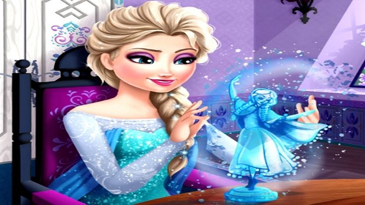 In Elsa'S Crafts, when Elsa sees a crafts competition online she cannot help but enter it, in hopes she might receive first prize. Help Elsa craft some beautiful and amazing ice objects. Follow the steps and use the right tools and magic to make something spectacular. Elsa will present her crafts at the crafting fair and thanks to you she will manage to make a good impression. Have fun playing with Frozen! Use the mouse to play Elsa'S Craft