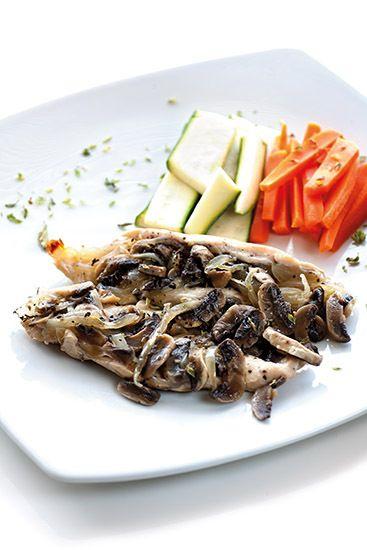 Os cozinhados em papelote permitem salvaguardar mais as propriedades nutricionais originais dos alimentos e as carnes brancas são mais saudáveis