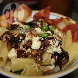 Caramelised Onion Blue Cheese Pasta @ allrecipes.com.au