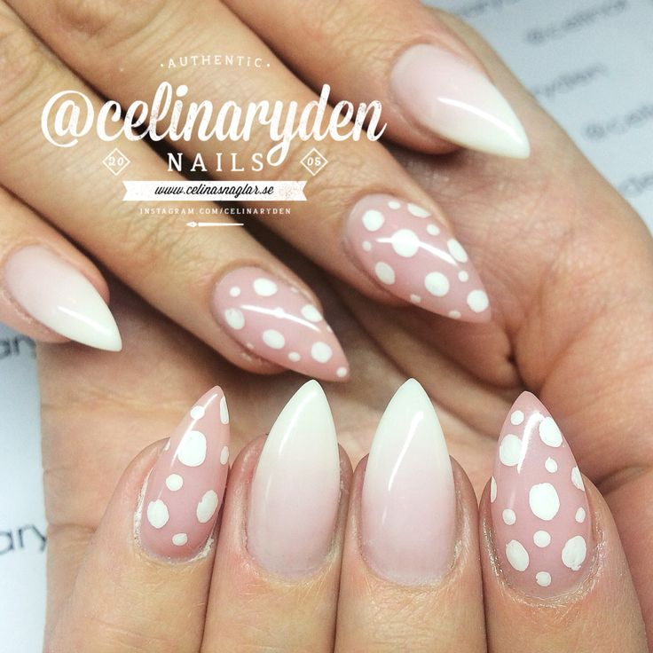 13 best French ombre nails images on Pinterest | Manicures, Nail ...