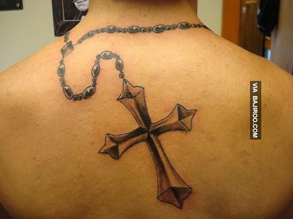 amazing necklace tattoo for guys 15 Tattoo designs for your neck