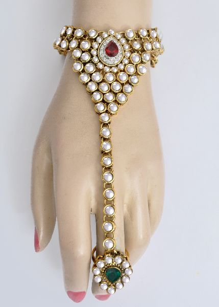 Bracelet with Ring