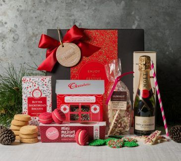 Gift Hampers from Gourmet Basket. Corporate Christmas Gift Hamper. Christmas hamper.