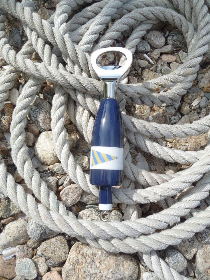 Custom burgee buoys for Barton & Gray Mariners Club.