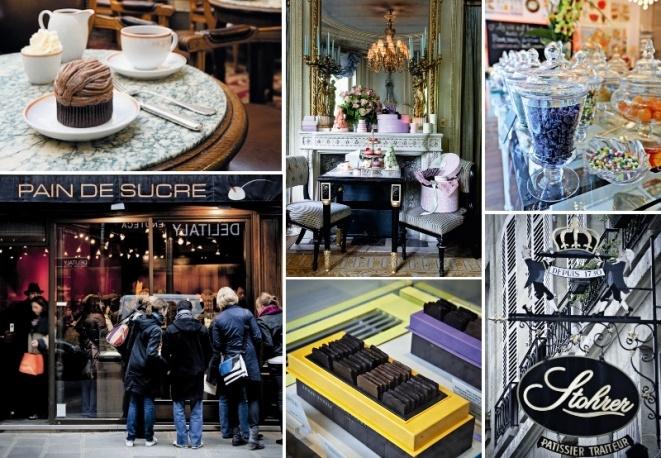 Haute pâtisserie a Parigi...    http://www.marieclaire.it/Lifestyle/Travel/guida-alle-pasticcerie-di-Parigi#