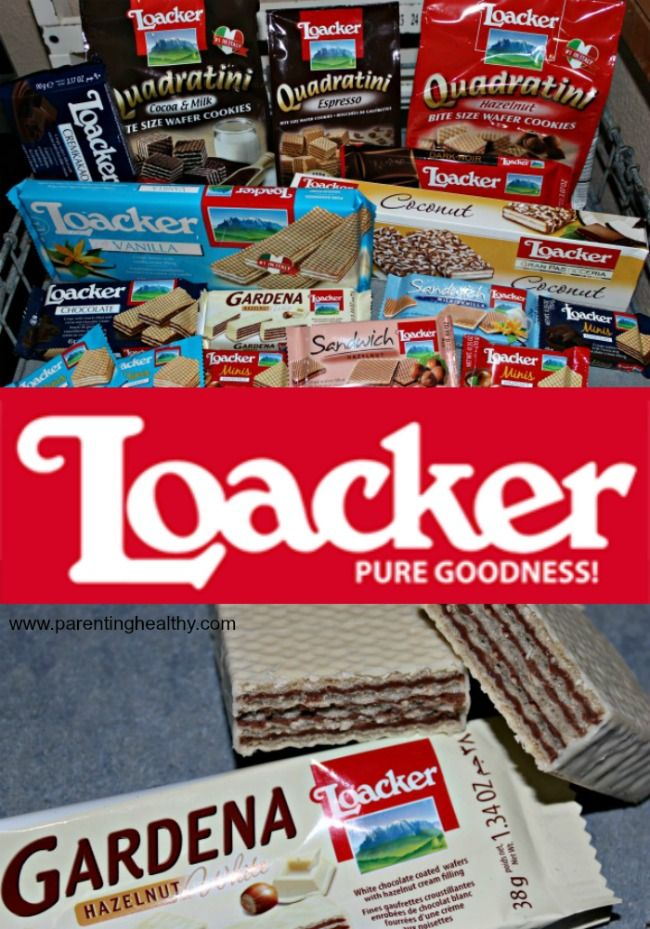 Good Snacks Choice – Loacker Better-For-You Snack Brand