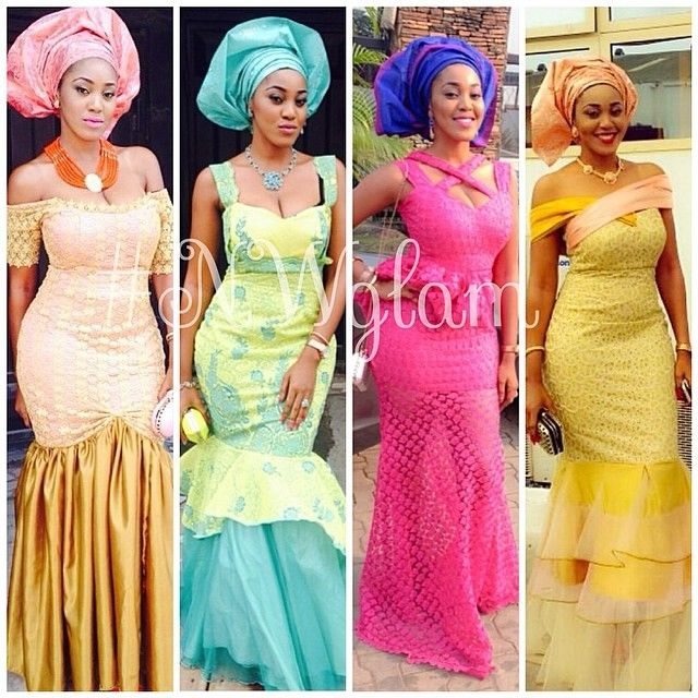 Nigerian Wedding Ore Iyawo Aso Ebi Styles Nigerian Wedding Top Popular Ore Iyawo Aso Ebi